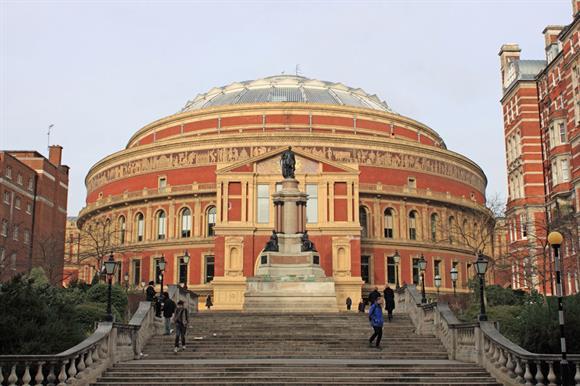 The Royal Albert Hall