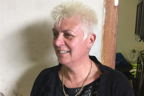 Alison Morris