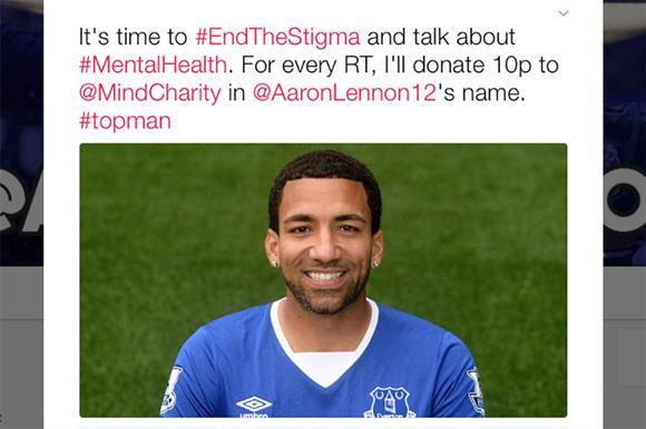 Andy Johnson's tweet