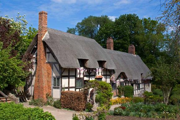 Anne Hathaway's Cottage: land in question was nearby