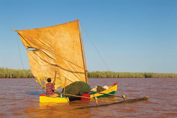 Betsiboka: the river, not the meeting room