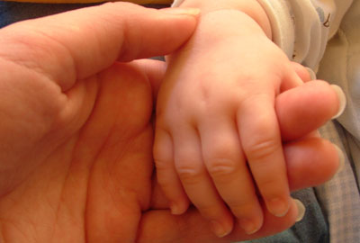 Wellbeing of Women works with women and babies