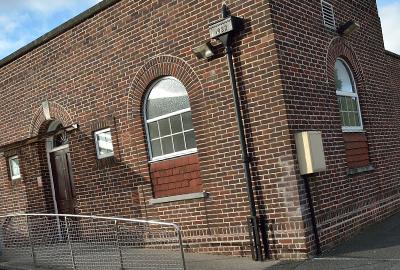 Preston Down Trust meeting hall