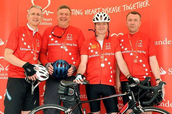 Santander and BHF in partnership