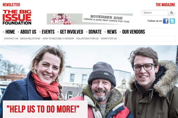 Big Issue Foundation