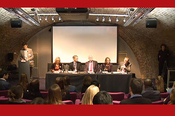 Big Questions Live at Third Sector's Fundraising Week
