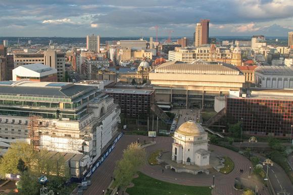 Birmingham: two years of negotiations