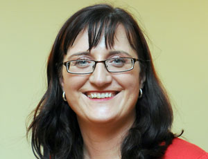 Institute of Fundraising chief executive Amanda McLean