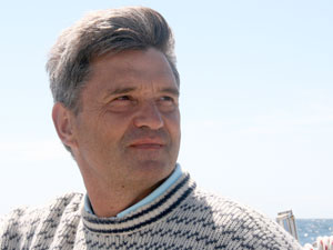 Boissier: former submariner