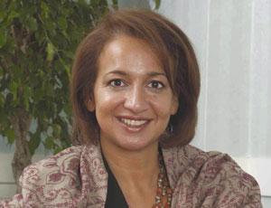 Sukhvinder Kaur-Stubbs, chair, Volunteering England