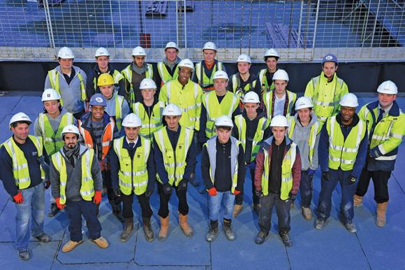 The Berkeley Group provided work experience