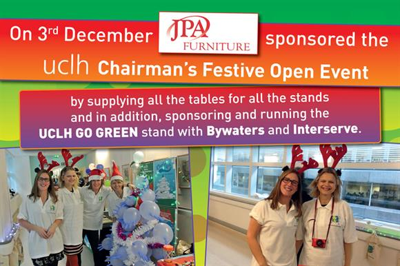 One of the CSR activities of JPA Furniture