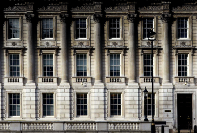 The Cabinet Office, HQ of the Office for Civil Society