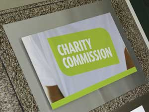 Charity Commission: changed guidance