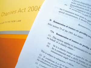 Charities Act