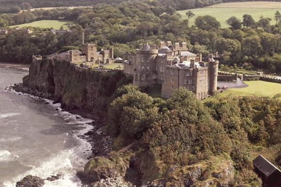 Culzean Castle: NTS property