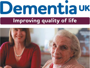 Dementia UK: new logo