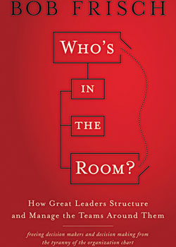 Bob Frisch's Who's in the Room?