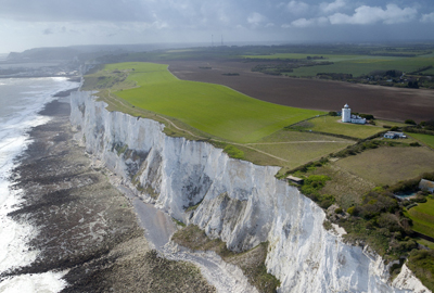 White cliffs of Dover (National Trust/John Miller)
