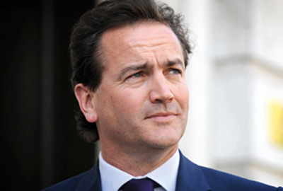 Civil society minister Nick Hurd