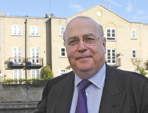 Sir Stuart Etherington, chief executive of the NCVO