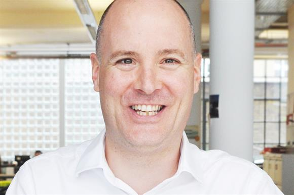 Andy Deacon, managing partner at Global Action Plan