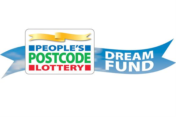 People's Postcode Lottery: offering £2m in Dream Fund 2016