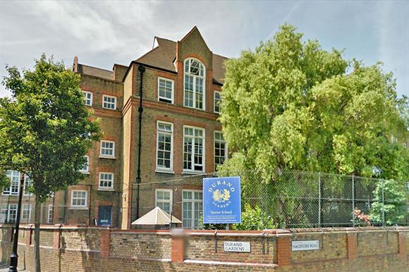 Durand Academy, Stockwell