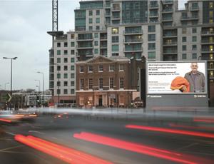 Thames Reach campaign