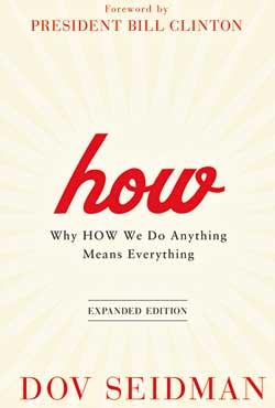 How, by Dov Seidman