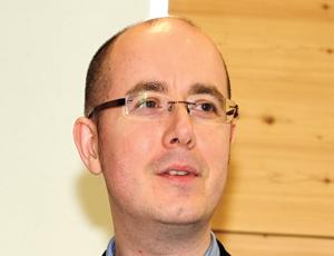Matt Leach, chief executive, Hact
