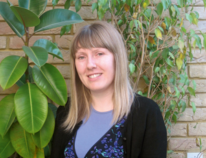 Anita Ball, fundraising director, St Oswald's Hospice