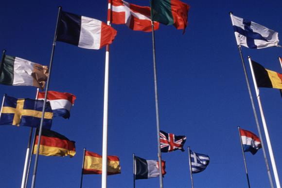 Europe: UK lags