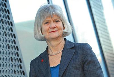 CSV chief executive Lucy de Groot