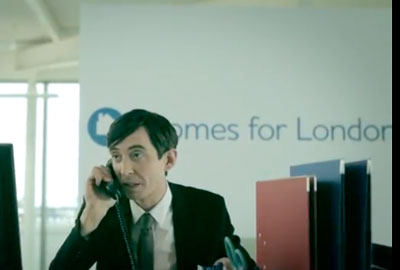 Shelter's Homes for London campaign