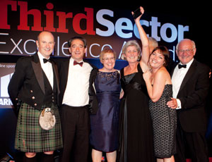 Third Sector Excellence Awards 2010
