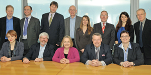 Business Charity Awards 2011 judges