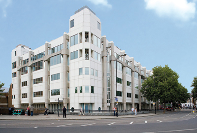 Charity Commission's new offices