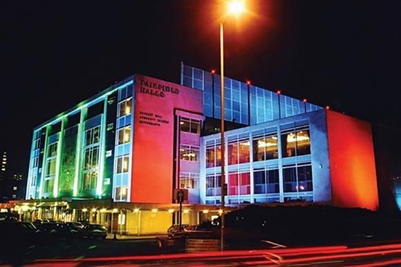 The Fairfield Halls