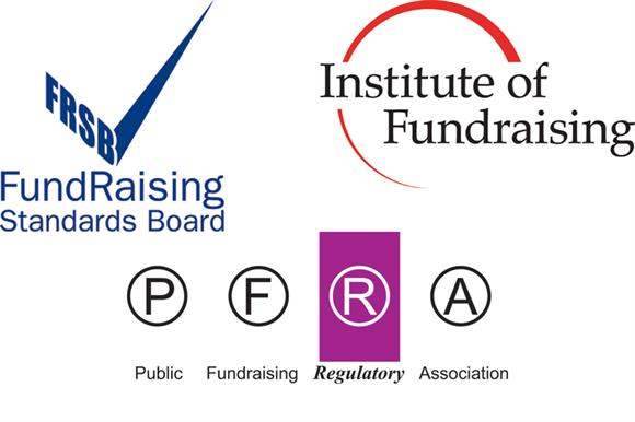 Fundraising bodies: all represented on the committee