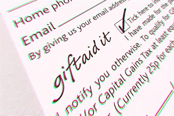 Gift Aid: call for review of donor benefits