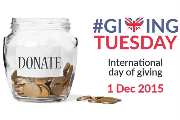 Giving Tuesday: imported from the US