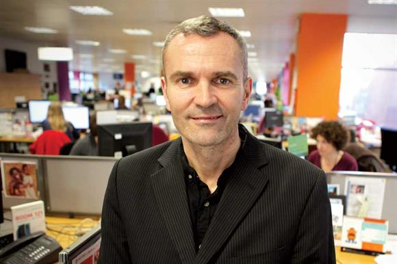 Jack Lundie: director of communications, Oxfam