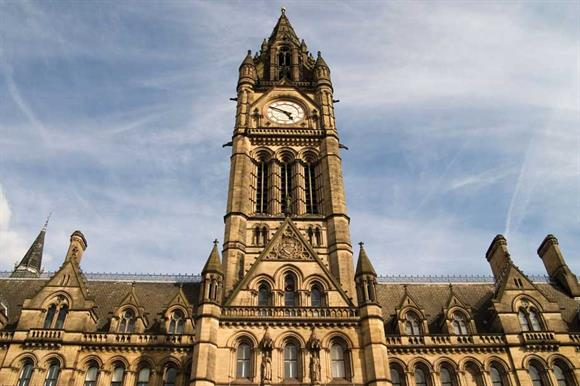Manchester Town Hall