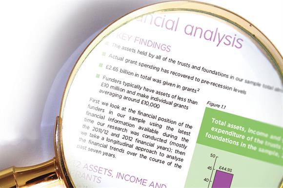 Grants: better than pre-recession levels