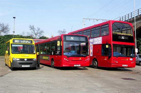 HCT: bus operator