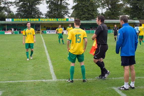 Hitchin Town FC: land owned by local charity