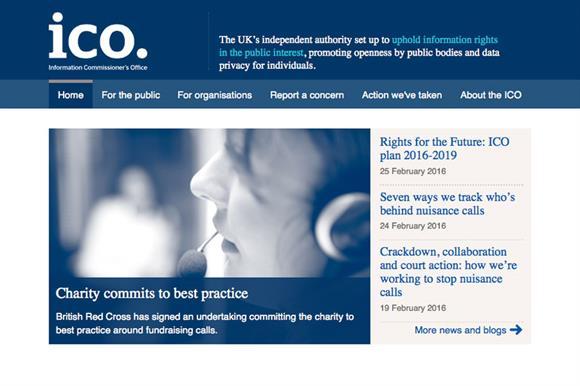ICO announces the undertaking