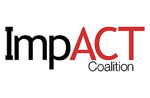 Impact coalition: new logo