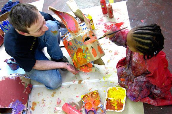 Activities at Kids Company